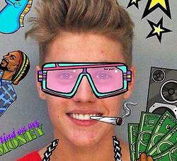 Justin Bieber preso vira meme