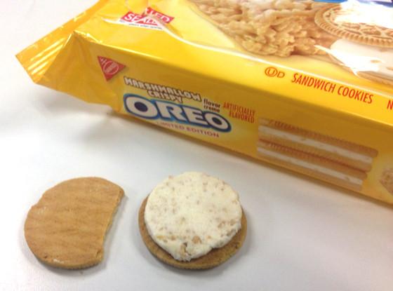 Oreo Taste Test