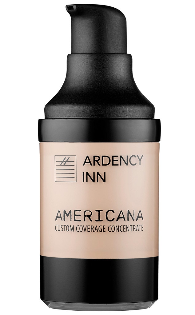 Editor Obsessions, Ardency Inn Americana Makeup Coverage