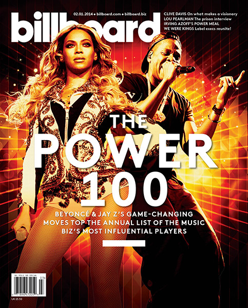 Beyonce Jay Z revista Billboard