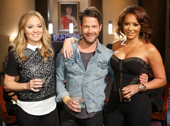 Hollywood Game Night, Erika Christensen, Nate Berkus, Mel B