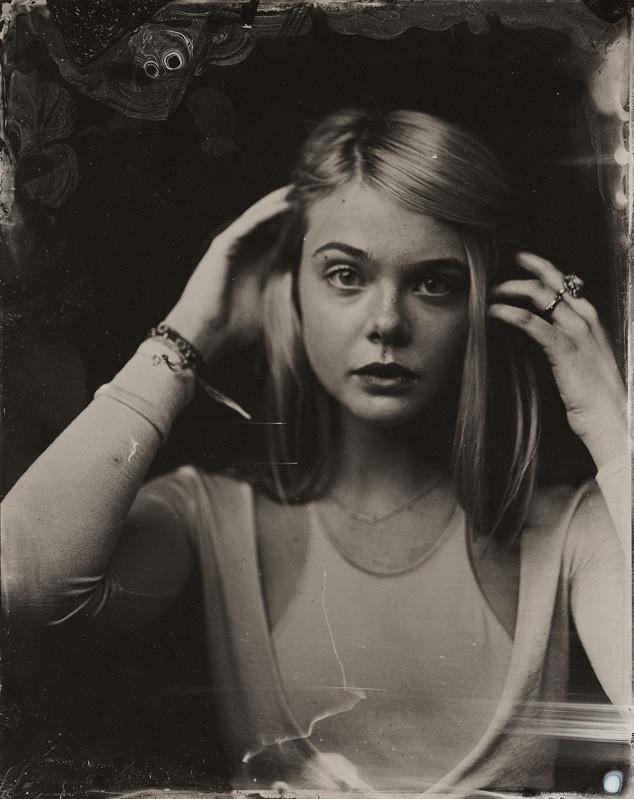 Elle Fanning, Tintype, Sundance