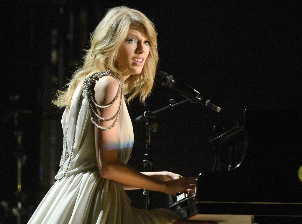 Taylor Swift Hair Whips All Too Well E Online