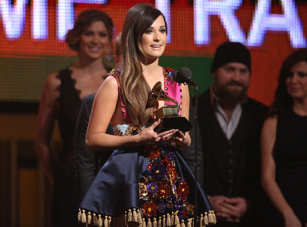 Kacey Musgraves Beats Taylor Swift Wins Best Country Album At The 2014 Grammys E Online