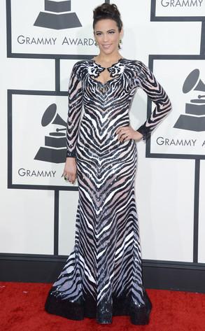 Paula Patton, GRAMMYS 2014