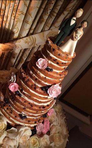 Sean Lowe, Catherine Giudici, Cake