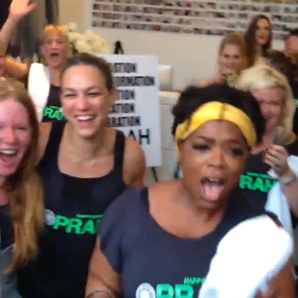 Oprah Winfrey, Birthday