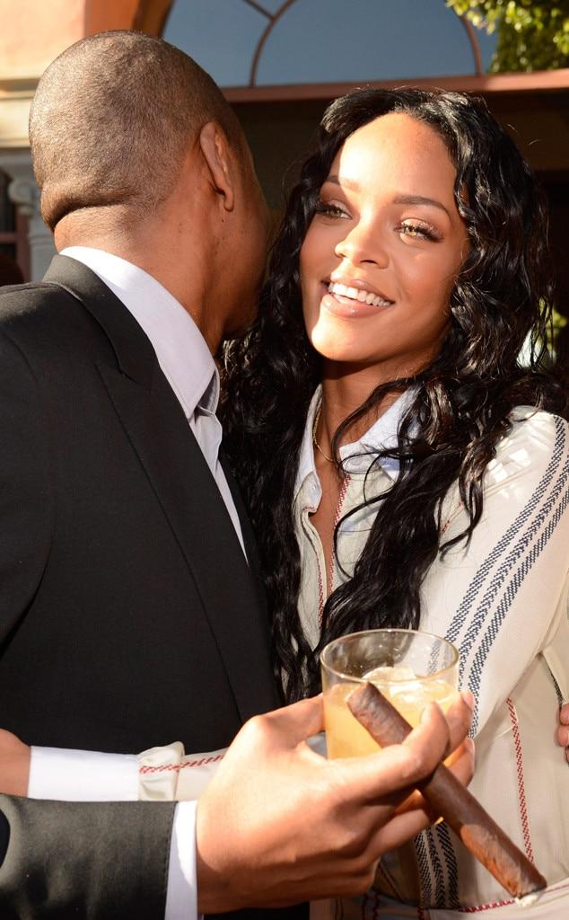 Rihanna, Jay Z, Roc Nation Grammy Brunch