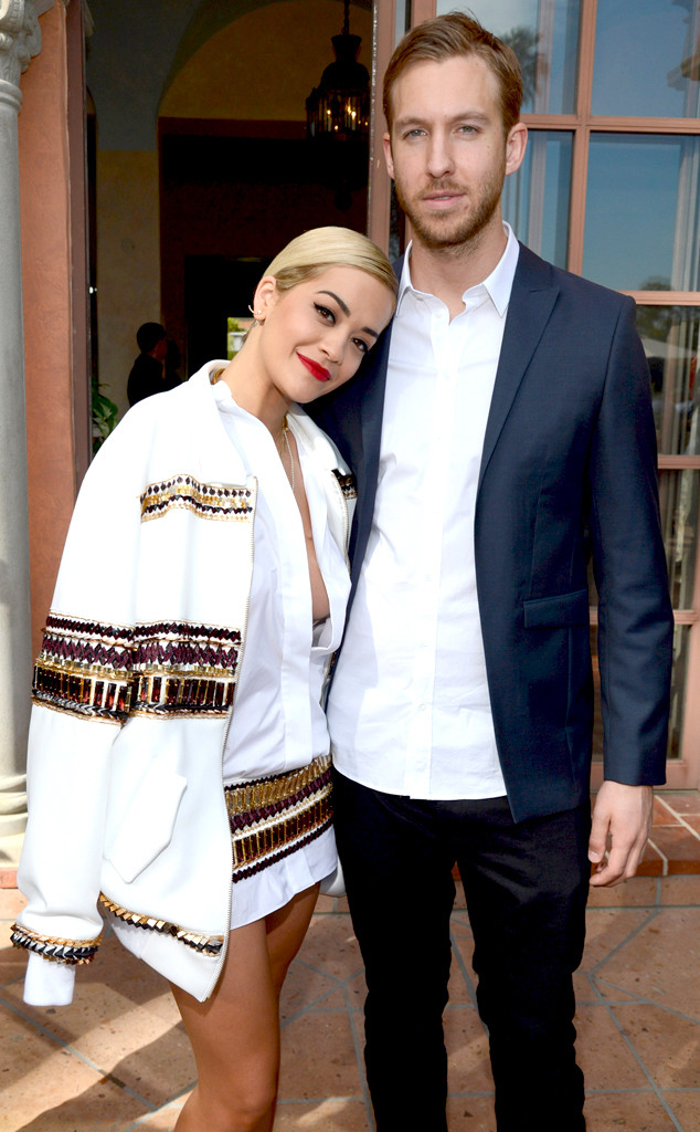 Rita Ora, Calvin Harris, Roc Nation Grammy Brunch