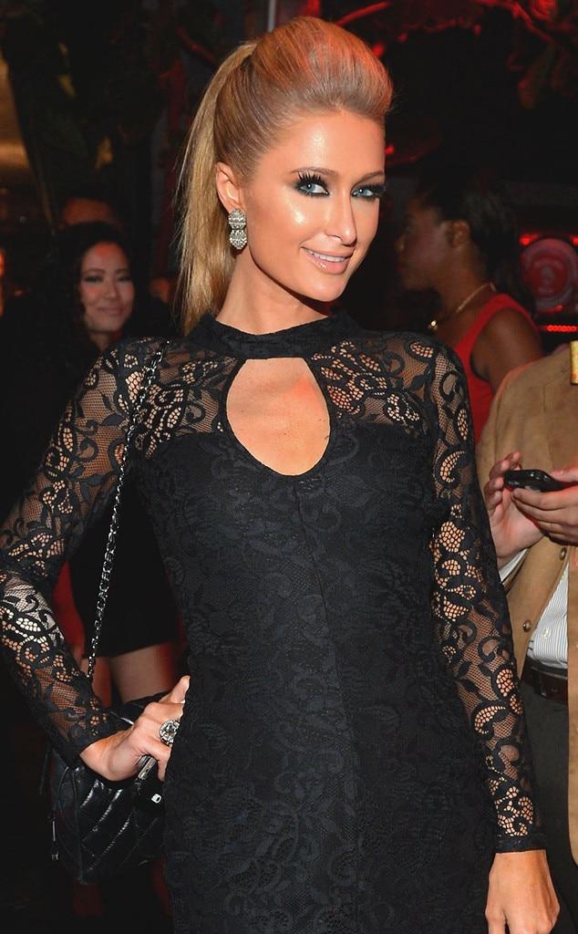 Paris Hilton, Midnight Grammy Brunch