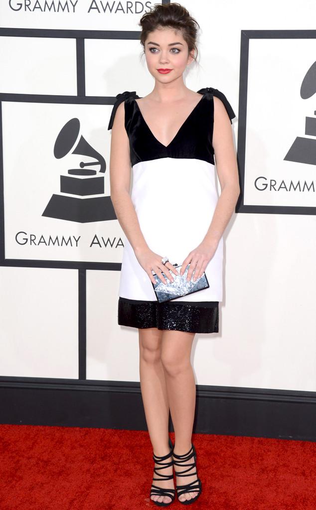 Sarah Hyland, 56th GRAMMY Awards