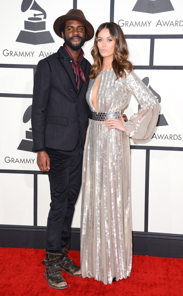 Gary Clark Jr., Nicole Trunfio, Grammy Awards