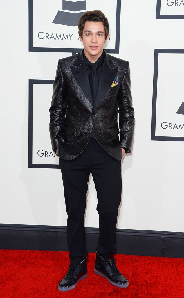 Austin Mahone, Grammy Awards