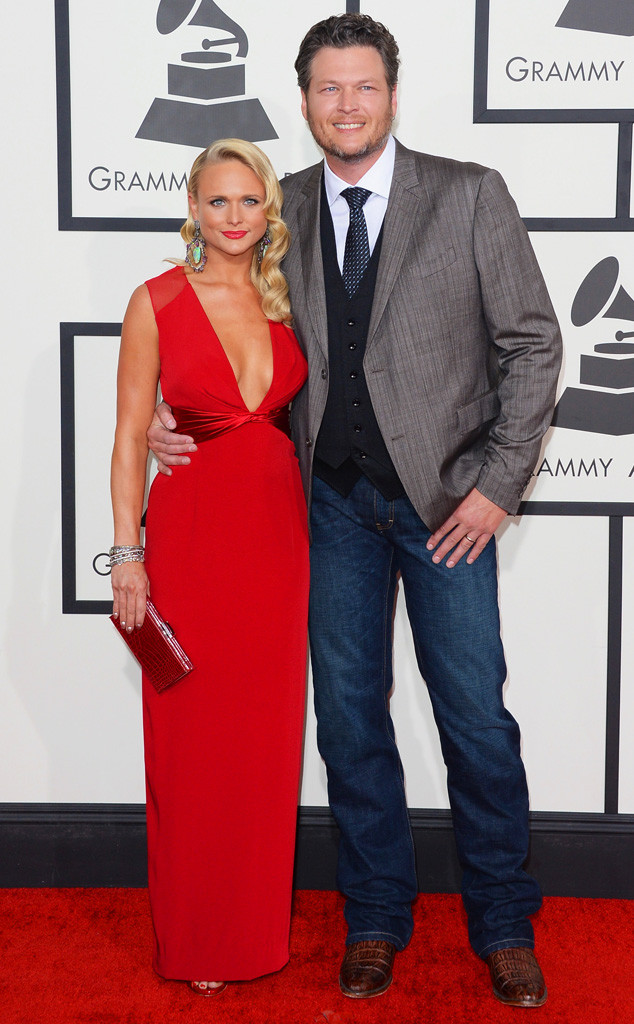 Miranda Lambert, Blake Shelton, Grammy Awards