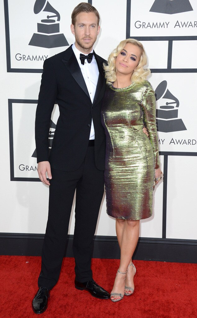 Calvin Harris, Rita Ora, Grammy Awards