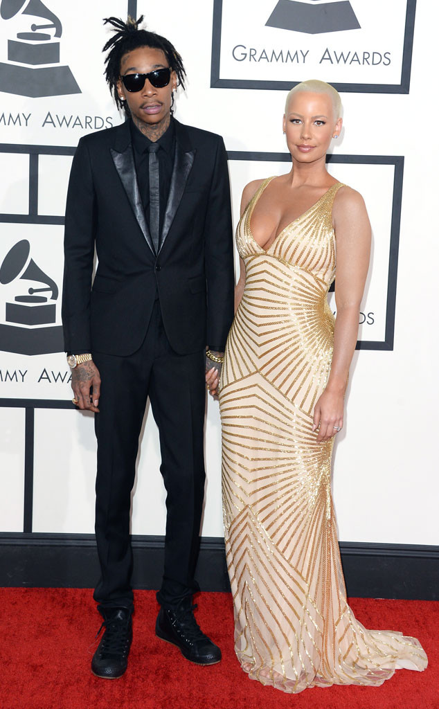 Amber Rose Files for Divorce From Wiz Khalifa After One Year