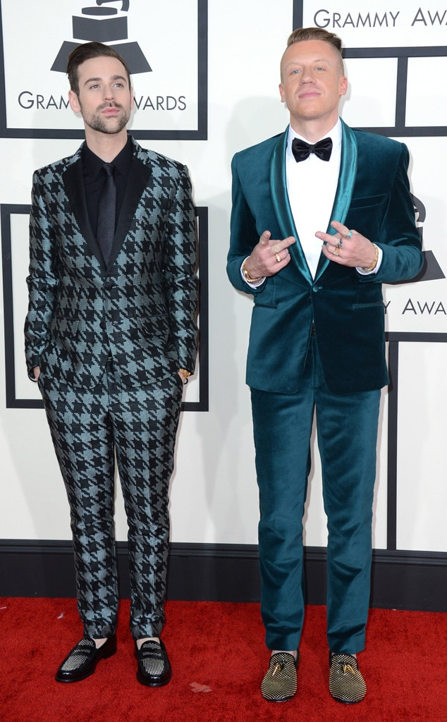 Ryan Lewis, Macklemore, First Grammys