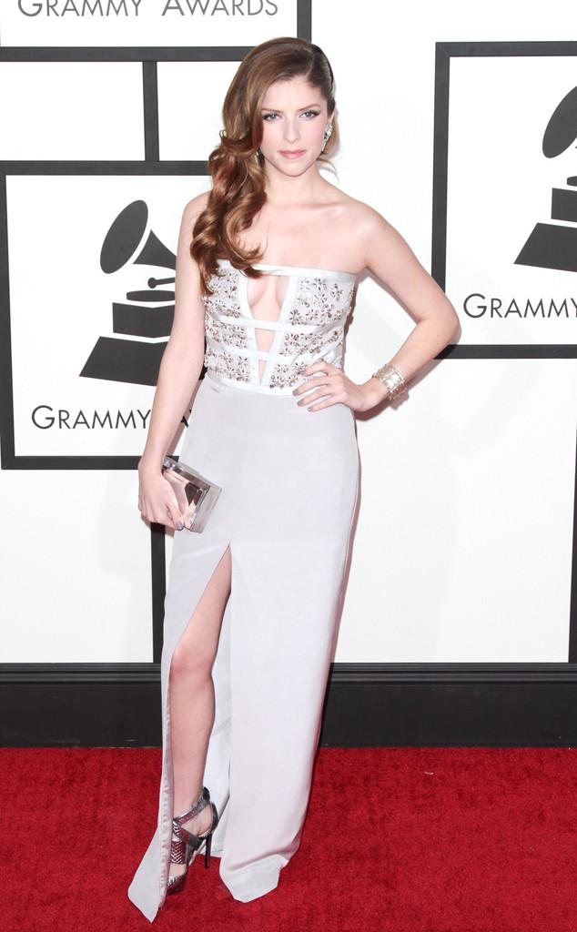Anna Kendrick, Grammy Awards