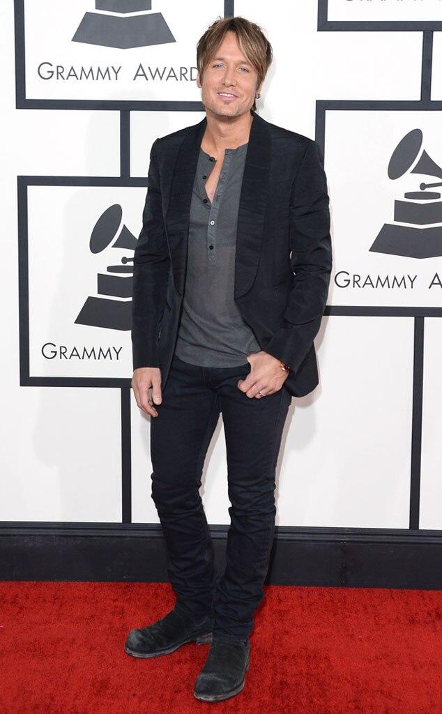 Keith Urban, Grammys