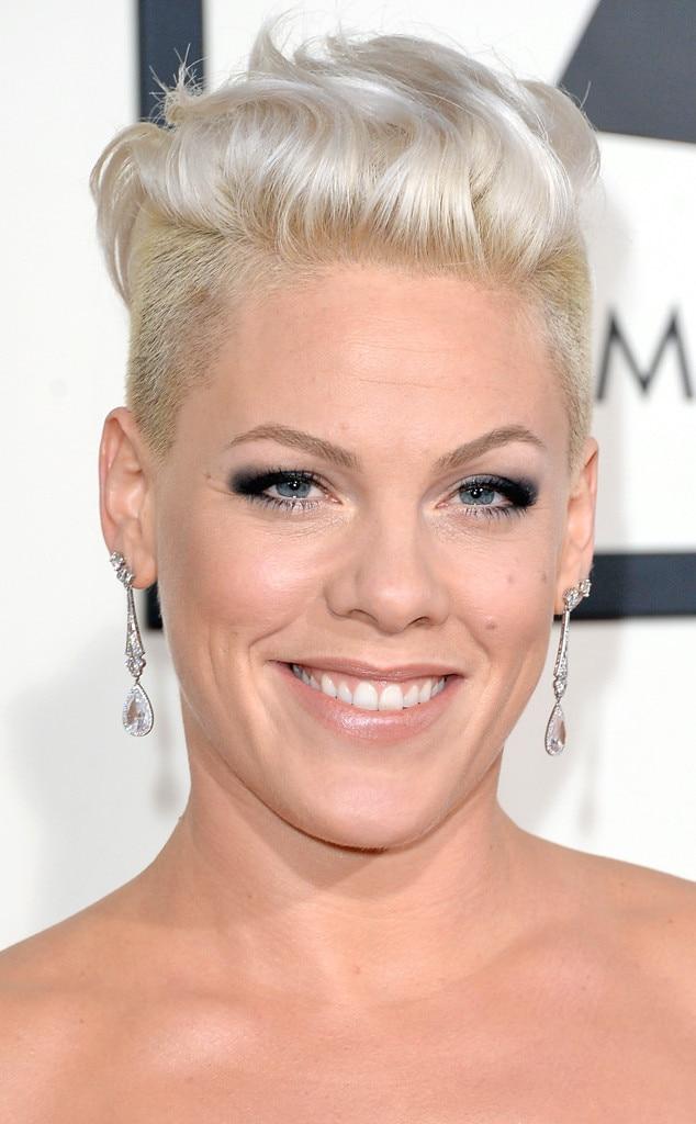Pink, Earrings, Grammy Awards