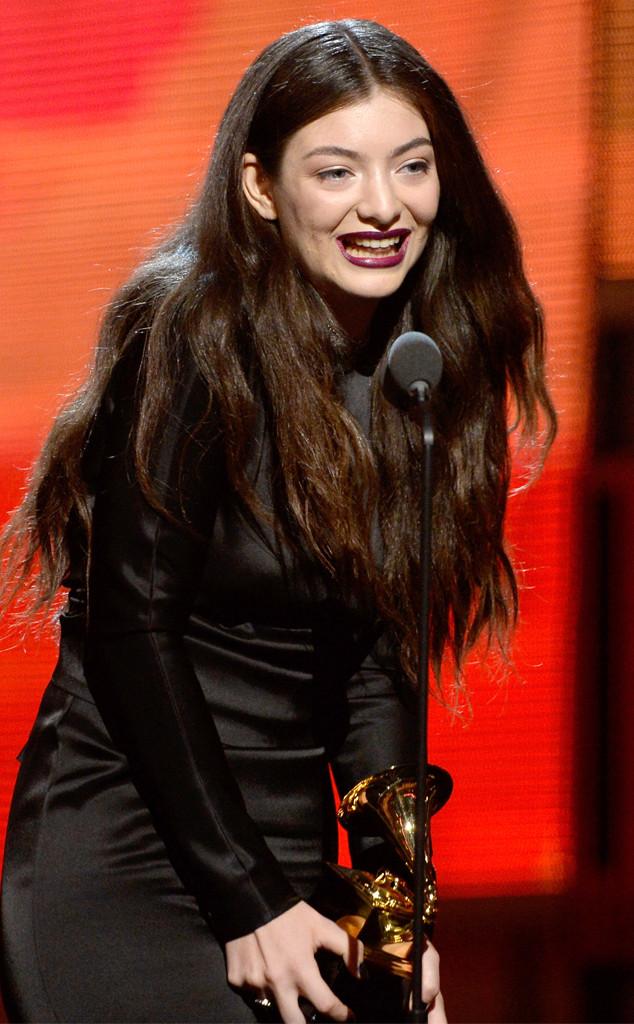 Lorde, GRAMMYS 2014, First Grammys