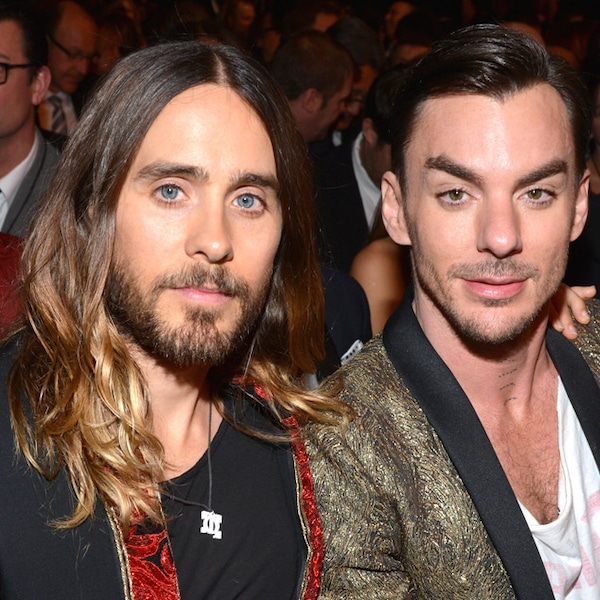 jared leto shannon leto from grammy awards 2014
