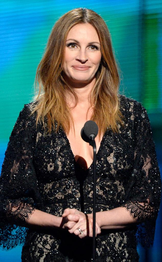Julia Roberts, Grammy Awards