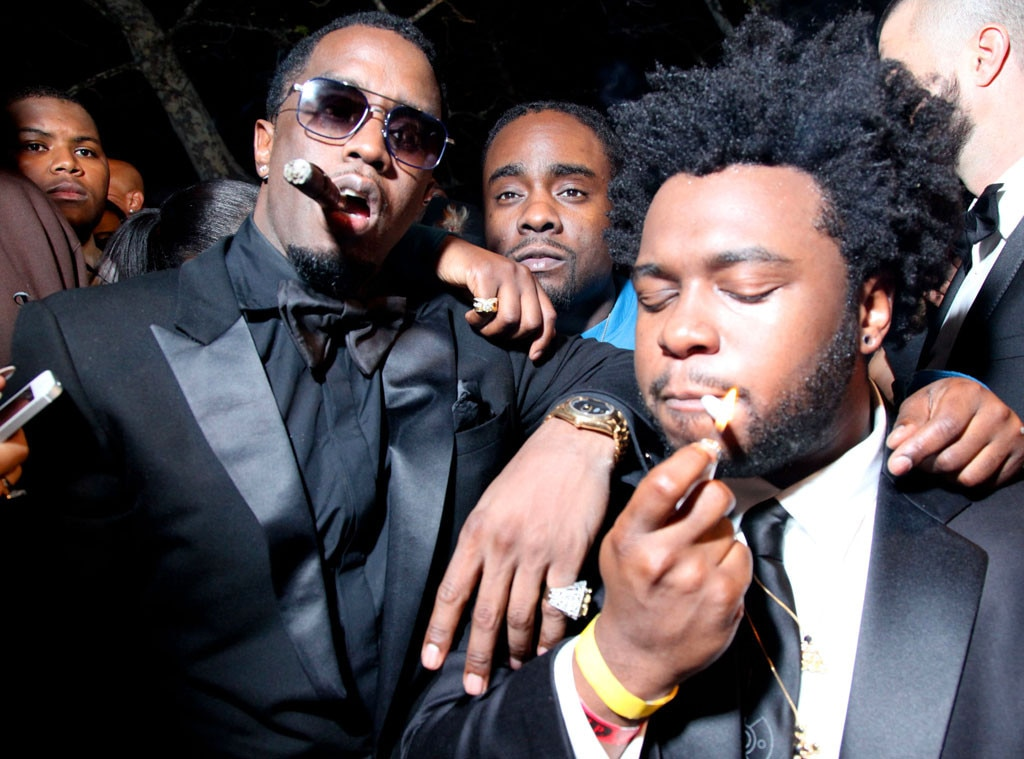 Sean 'Diddy' Combs, James 'Cocaine 80s' Fauntleroy II