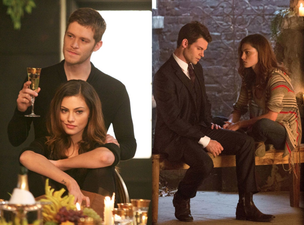 Love Triangles, The Originals