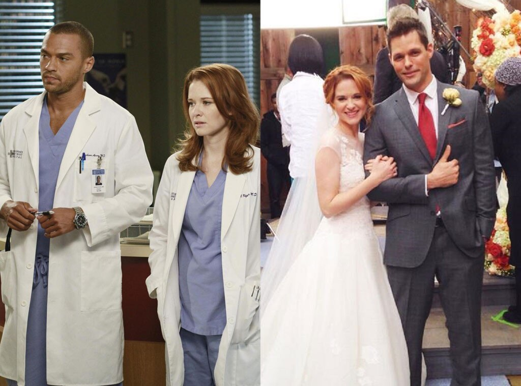 Love Triangles, Grey's Anatomy