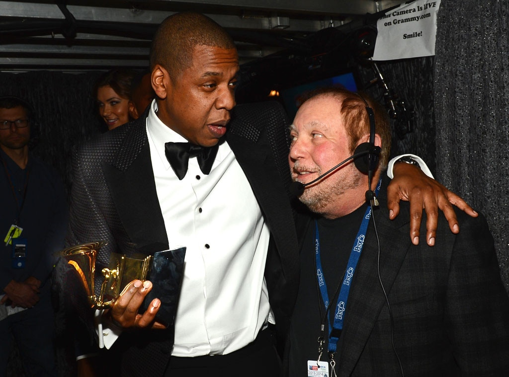 Jay Z, Grammy Candids