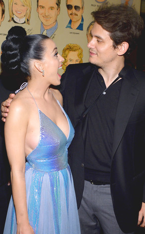 Katy Perry, John Mayer, Grammy's