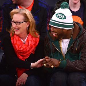 Meryl Streep, 50 Cent