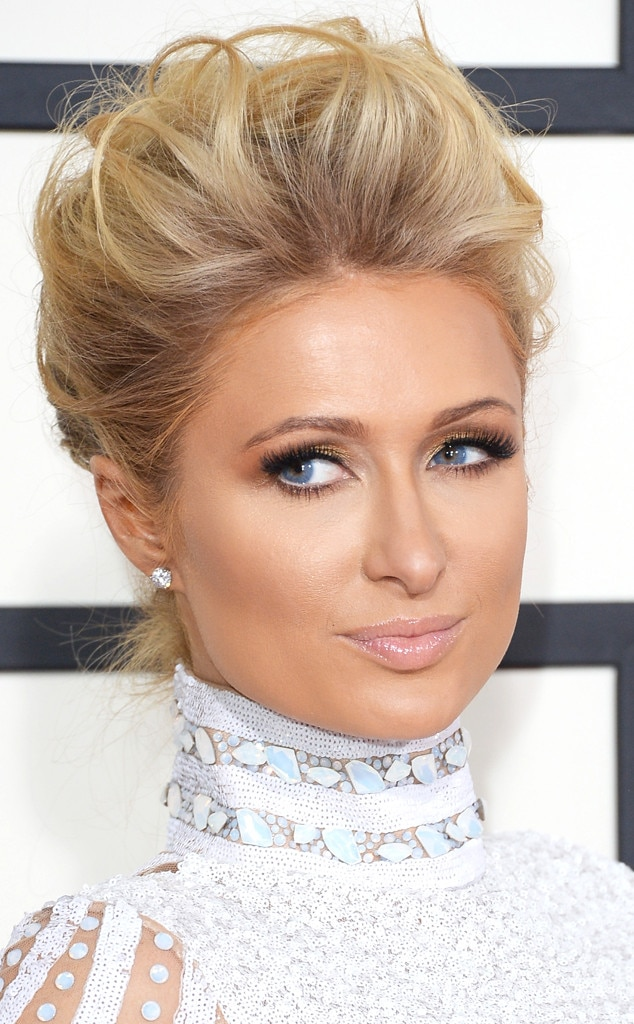 Paris Hilton, Grammy Awards