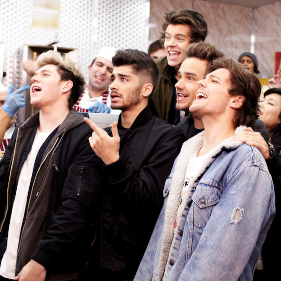 "One Direction Debuts ""Midnight Memories"" Music Video—Watch Now! - E! Online"
