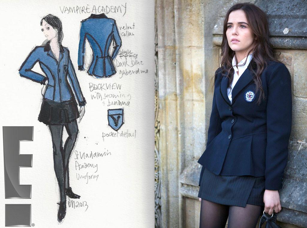 St. Vladimir's School Uniform, Exclusive Vampire Academy Costume