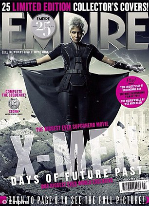 Hugh Jackman Halle Berry X-men revista empire