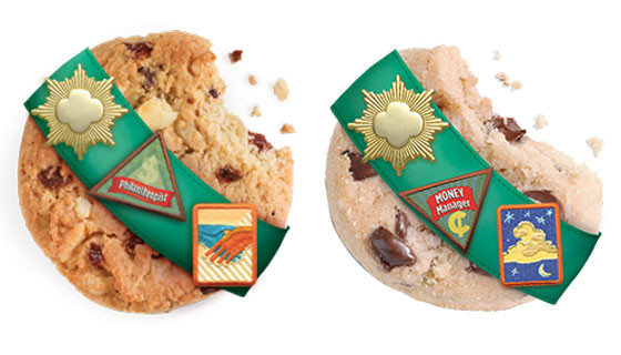 Girl Scout Cookies, Gluten Free