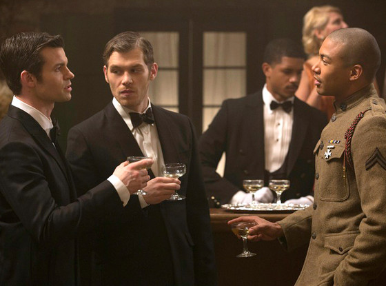 The Originals, Daniel Gillies, Joseph Morgan, Charles Michael Davis