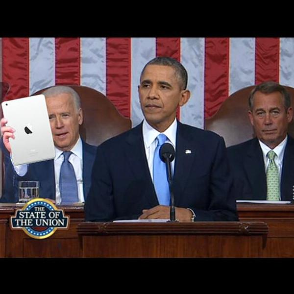 Barack Obama, John Boehner, Joe Biden, Selfie, Twitter