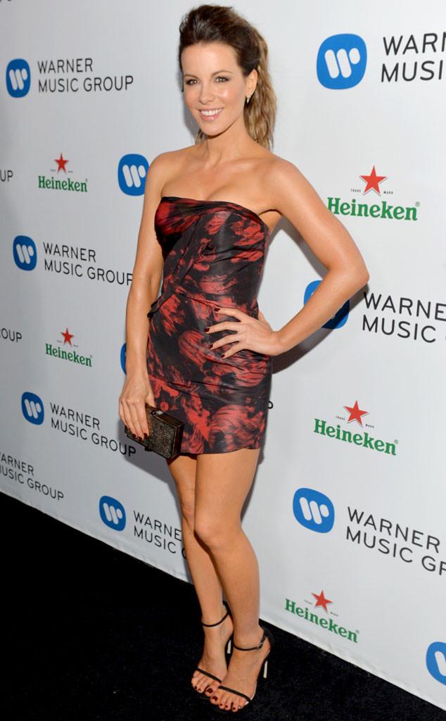 How Kate Beckinsale Got Her Hot Body | E! News