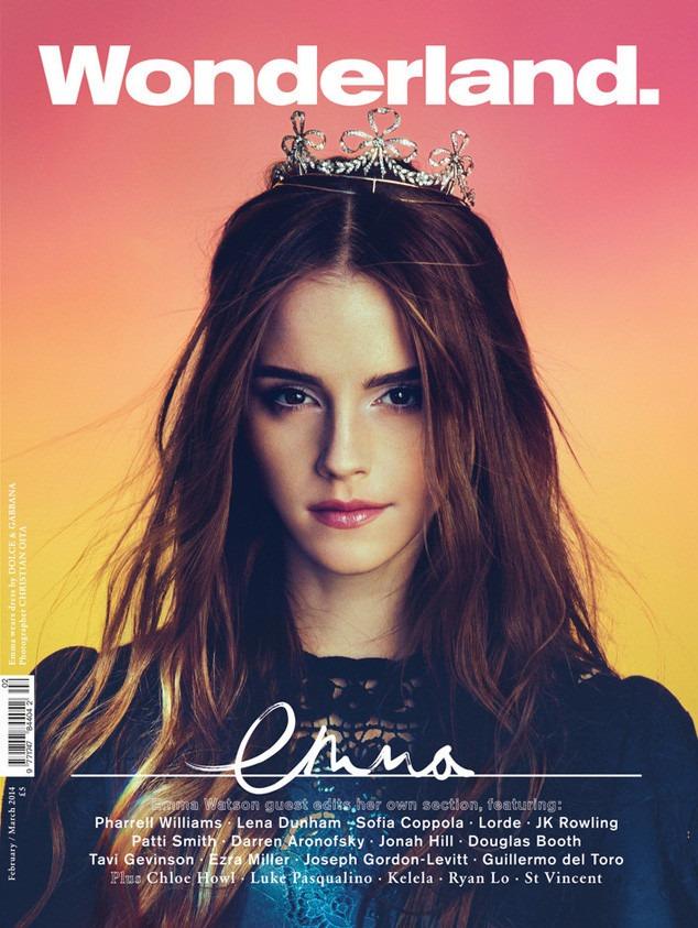 Emma Watson, Wonderland
