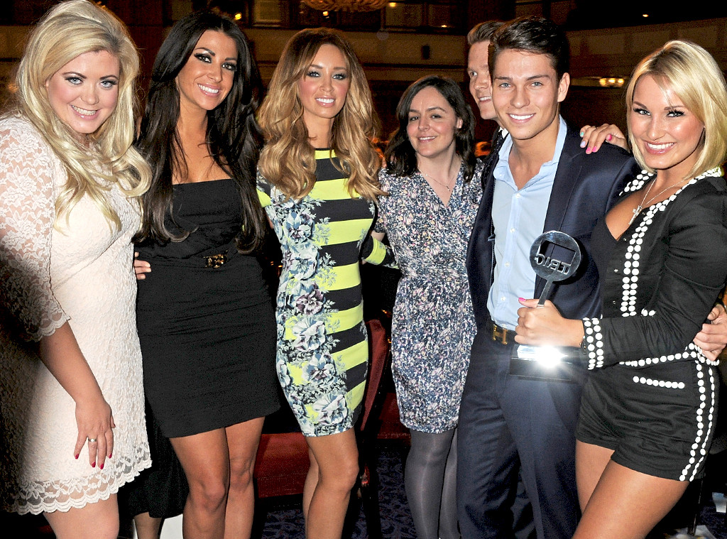 Gemma Collins, Cara Kilbey, Lauren Pope, Joey Essex and Sam Faiers, The Only Way is Essex