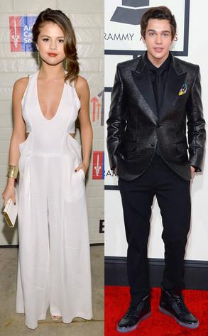 Selena Gomez, Austin Mahone