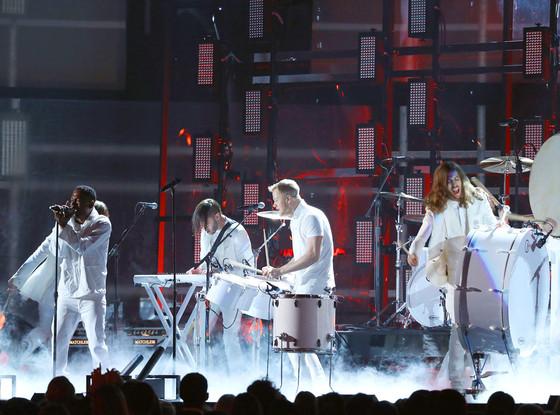 Imagine Dragons, Grammys
