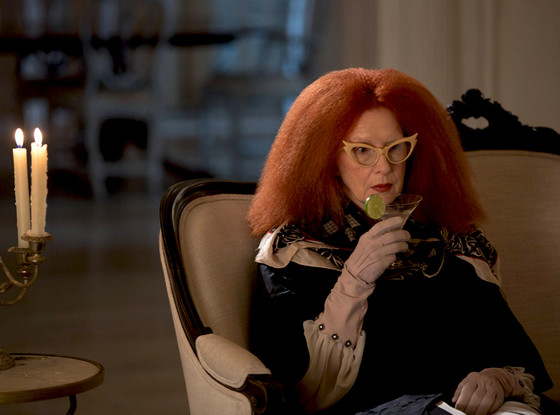 Frances Conroy, American Horror Story, Coven