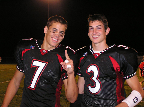 Eric Decker, Throwback Thursday
