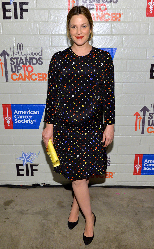 Drew Barrymore, Stand Up To Cancer