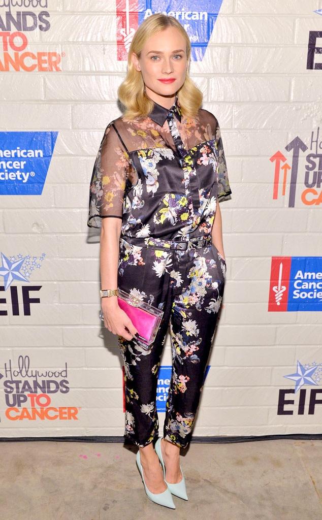 Diane Kruger, Stand Up to Cancer