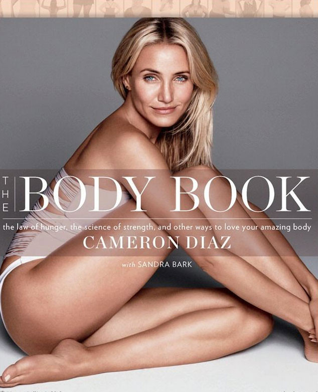 Cameron Diaz, The Body Book